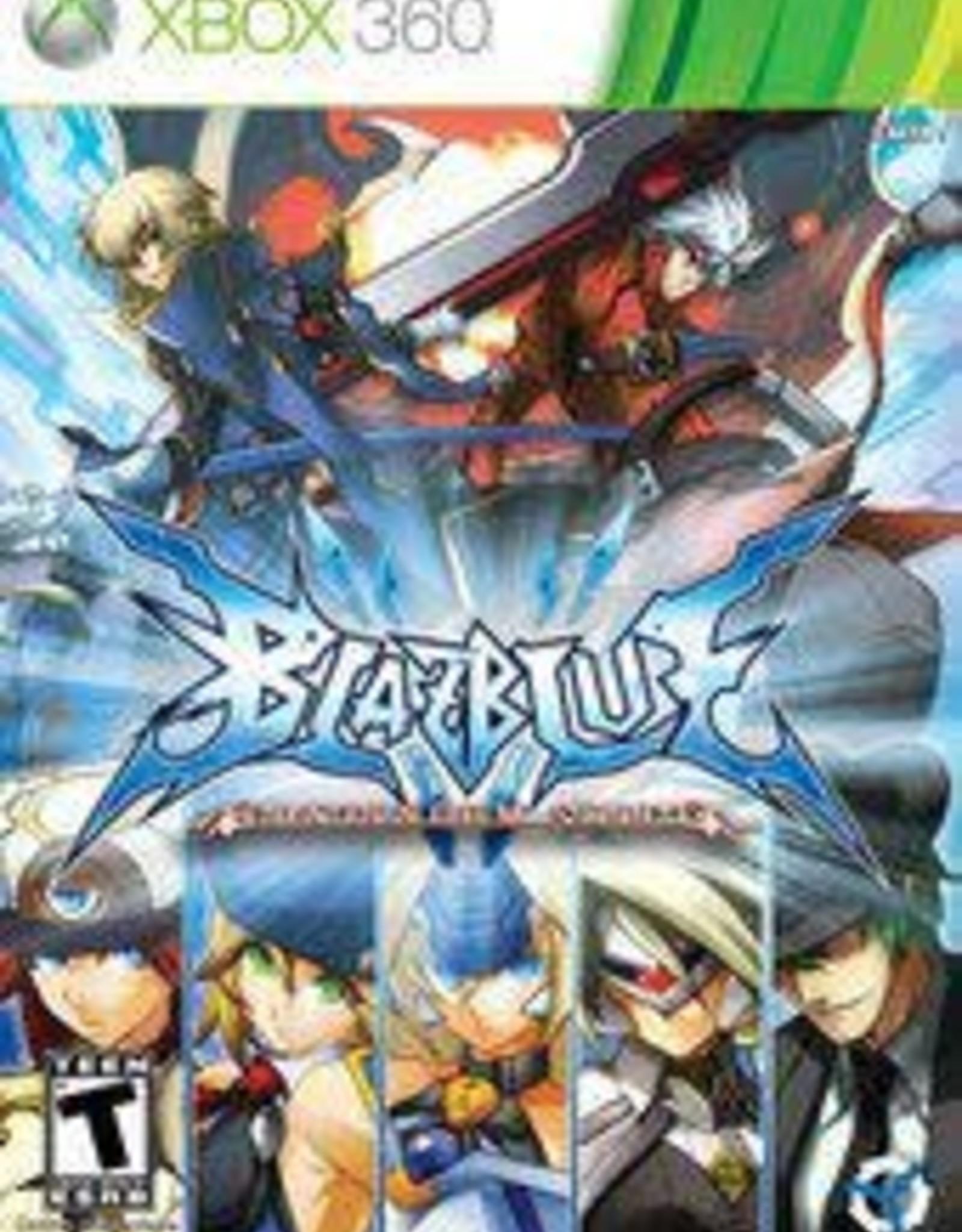 Xbox 360 BlazBlue: Continuum Shift