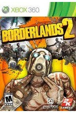Xbox 360 Borderlands 2 (CiB)