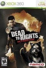 Xbox 360 Dead to Rights: Retribution