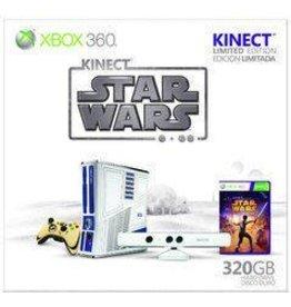 Xbox 360 Xbox 360 Console Star Wars Kinect Bundle (CiB)