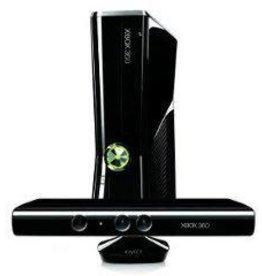 Xbox 360 Xbox 360 Slim Console 250GB Kinect Bundle (CiB, With Kinect Adventures!)