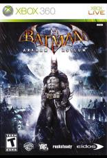 Xbox 360 Batman: Arkham Asylum (CiB)