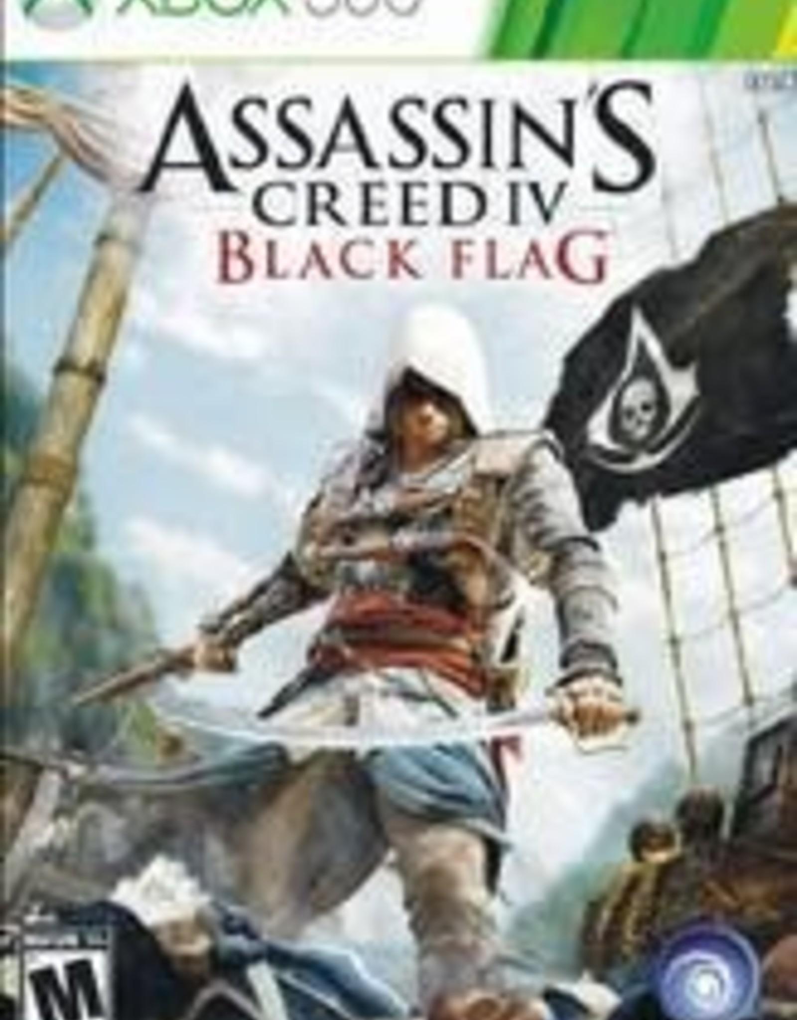 Xbox 360 Assassin's Creed IV: Black Flag