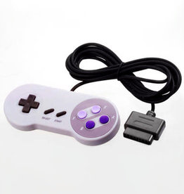 Super Nintendo SNES Controller (3rd Party/ Used)