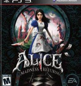 Playstation 3 Alice: Madness Returns