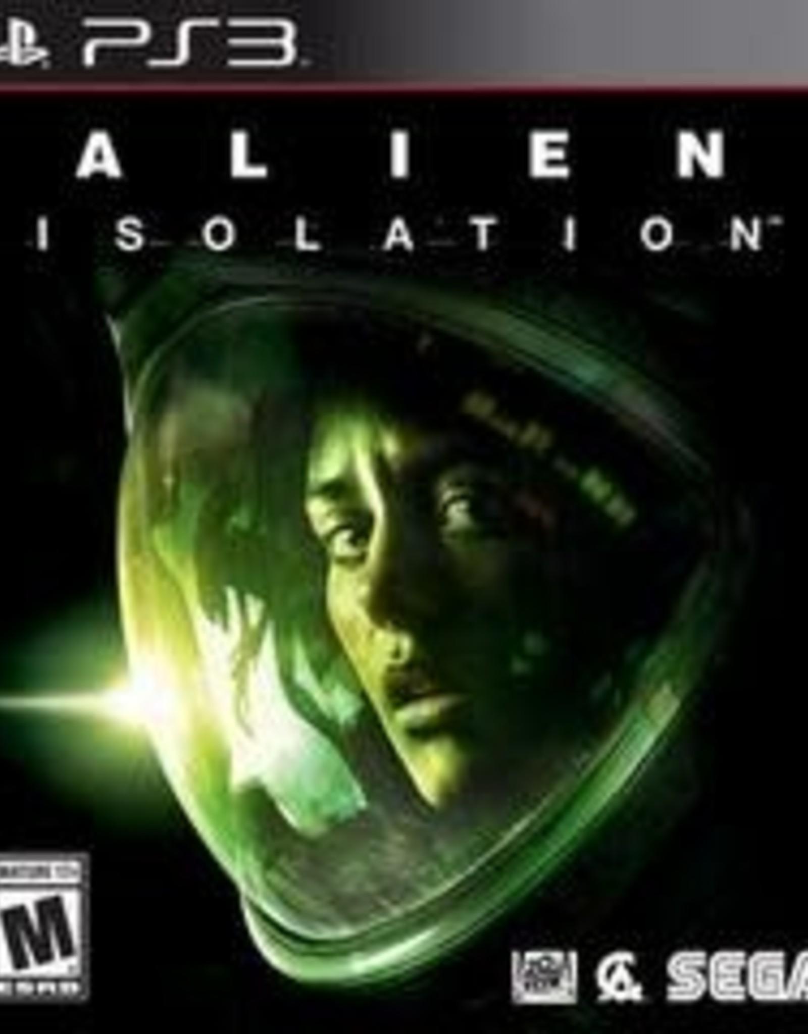 Playstation 3 Alien: Isolation
