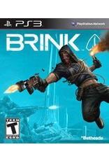 Playstation 3 Brink (CiB)