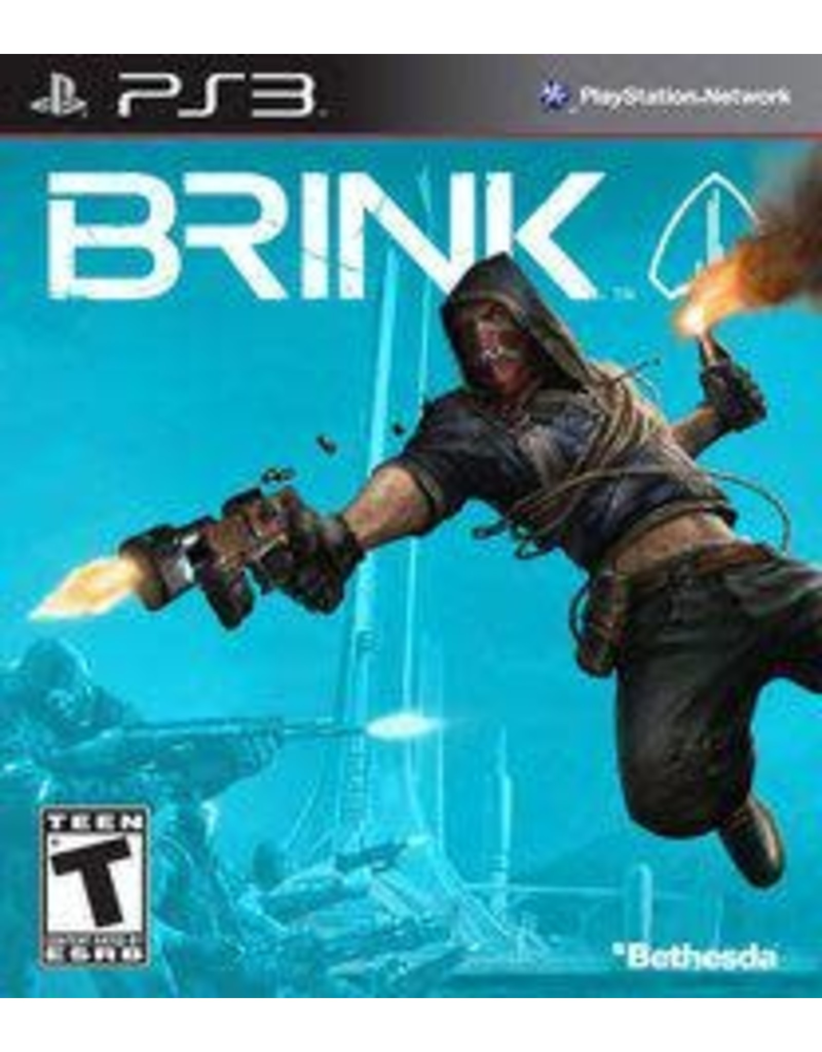 Playstation 3 Brink