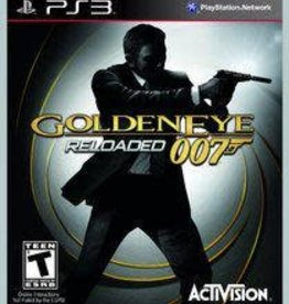 Playstation 3 007 GoldenEye Reloaded