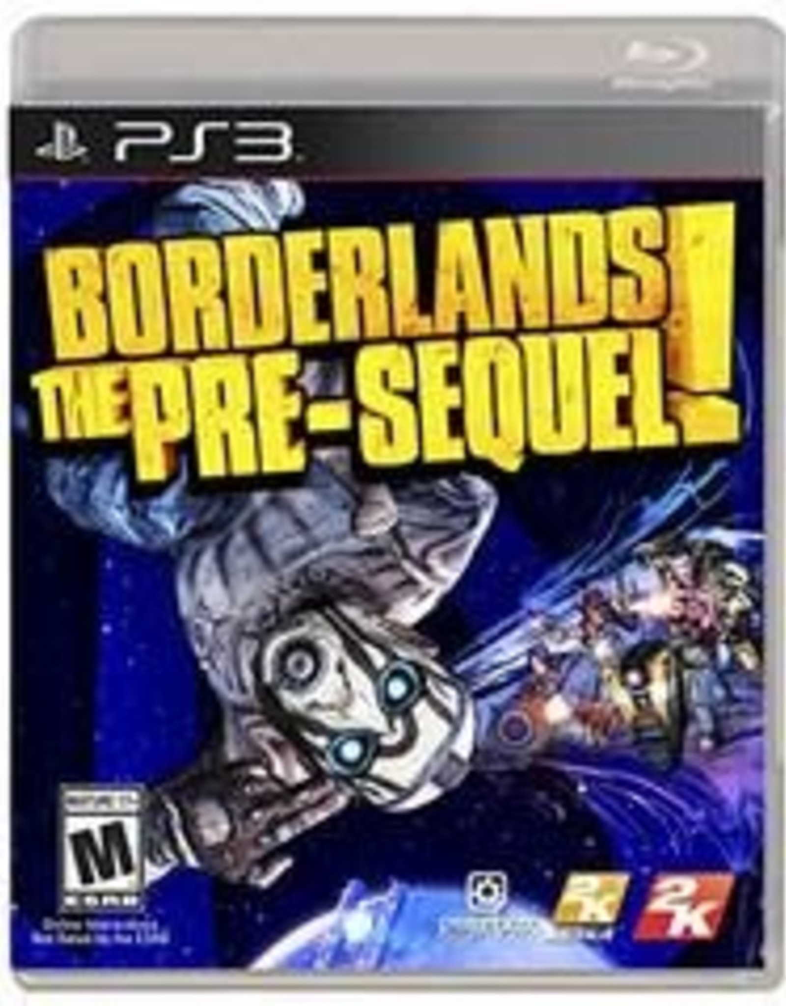 Playstation 3 Borderlands The Pre-Sequel