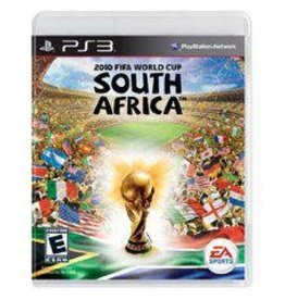 Playstation 3 2010 FIFA World Cup South Africa (CiB)