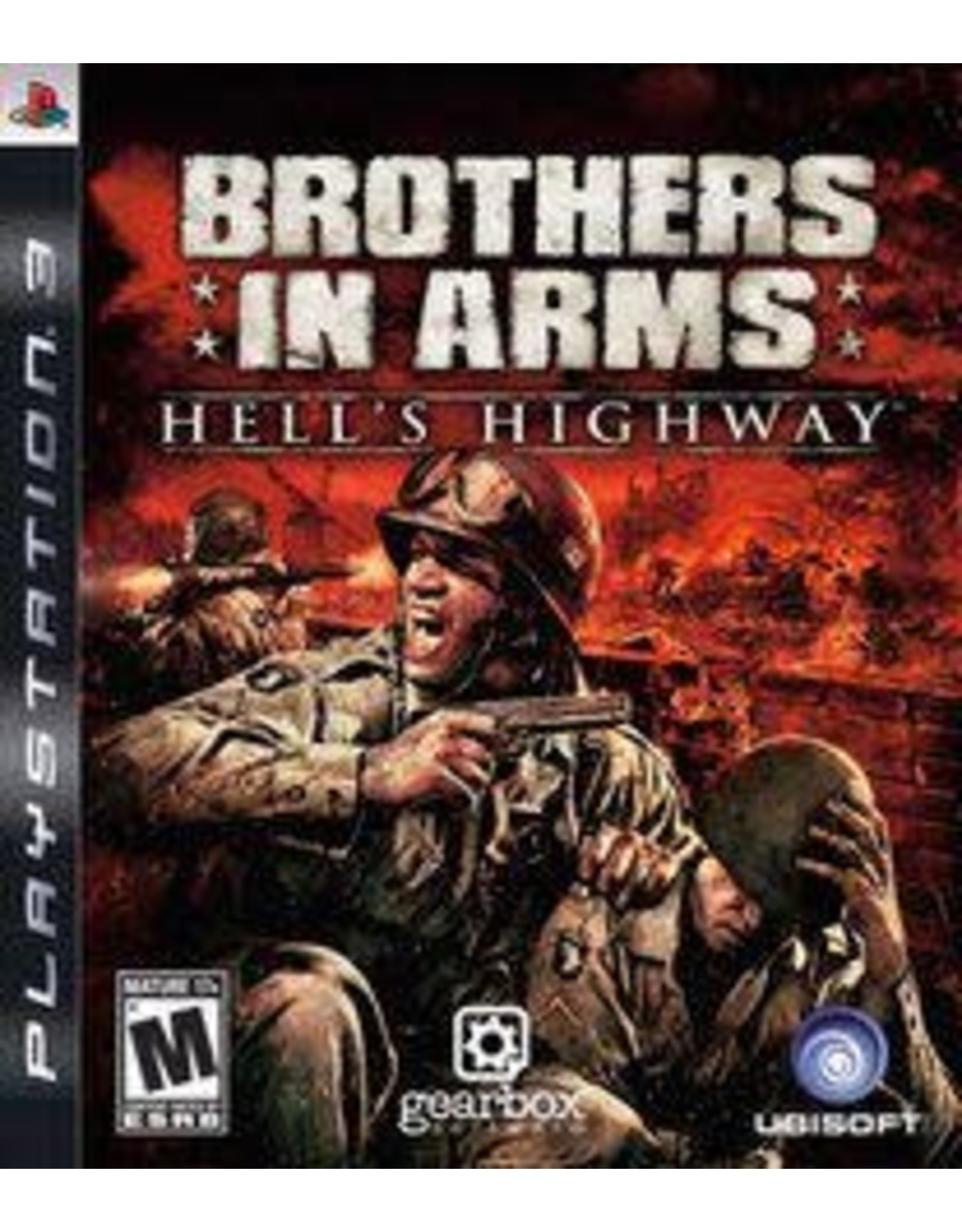 Playstation 3 Brothers in Arms Hell's Highway