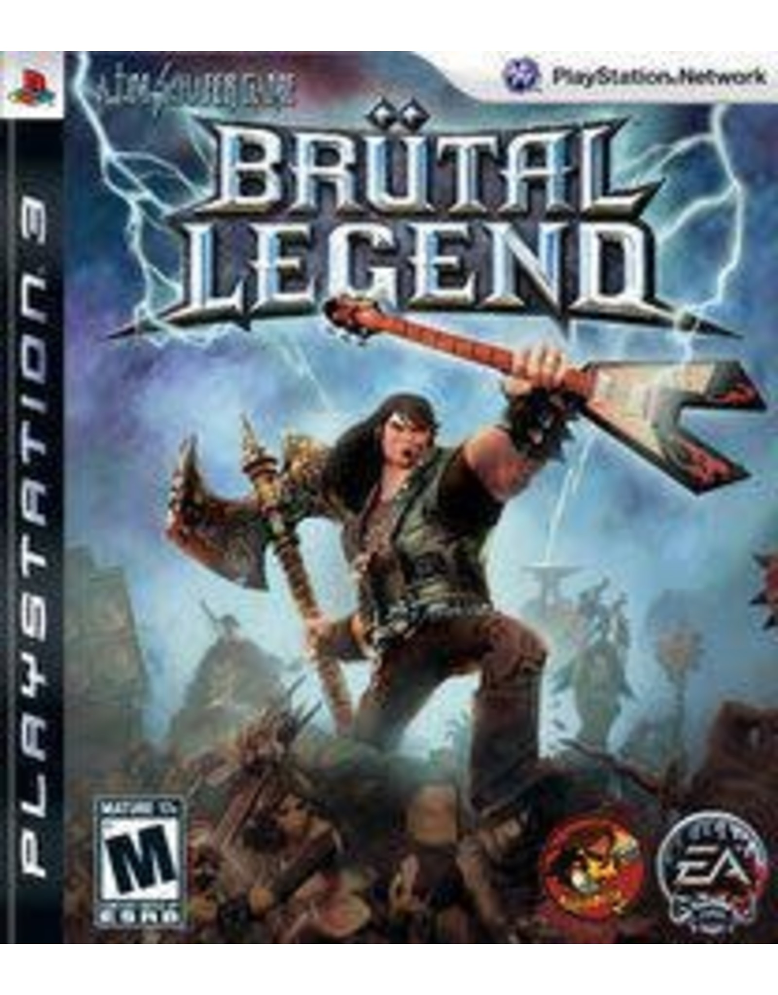 Playstation 3 Brutal Legend (CIB)