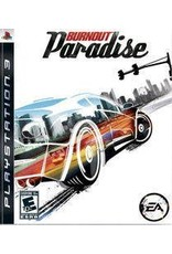 Playstation 3 Burnout Paradise (CiB)