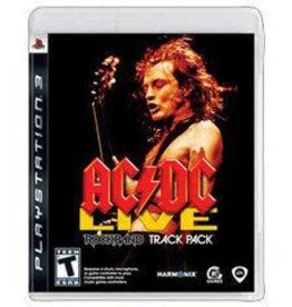 Playstation 3 AC/DC Live Rock Band Track Pack