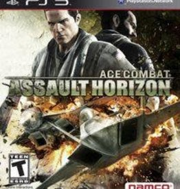 Playstation 3 Ace Combat Assault Horizon