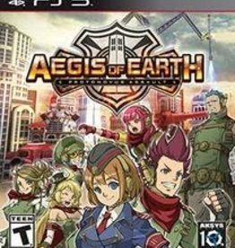 Playstation 3 Aegis of Earth: Protonovus Assault