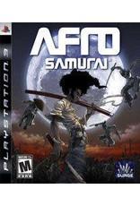 Playstation 3 Afro Samurai (CiB)
