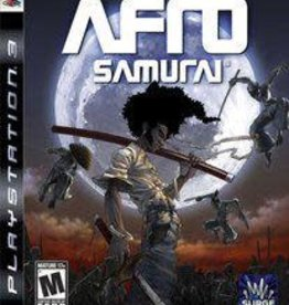 Playstation 3 Afro Samurai
