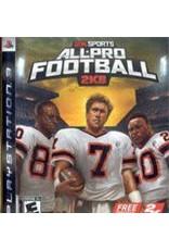 Playstation 3 All Pro Football 2K8 (CiB)