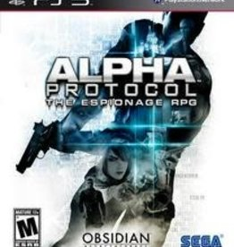 Playstation 3 Alpha Protocol