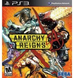 Playstation 3 Anarchy Reigns (CIB)