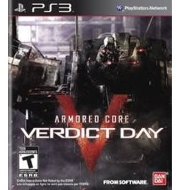 Playstation 3 Armored Core: Verdict Day