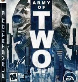 Playstation 3 Army of Two (CIB)