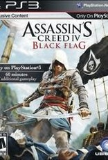 Playstation 3 Assassin's Creed IV: Black Flag