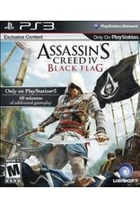 Playstation 3 Assassin's Creed IV: Black Flag (CiB)