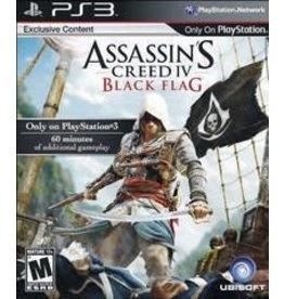Playstation 3 Assassin's Creed IV: Black Flag (CiB)