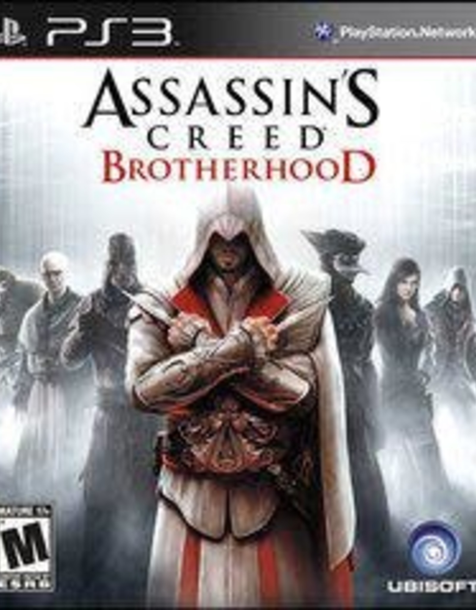 Playstation 3 Assassin's Creed: Brotherhood