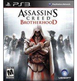 Playstation 3 Assassin's Creed: Brotherhood (CiB)