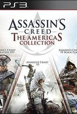 Playstation 3 Assassin's Creed: The Americas Collection