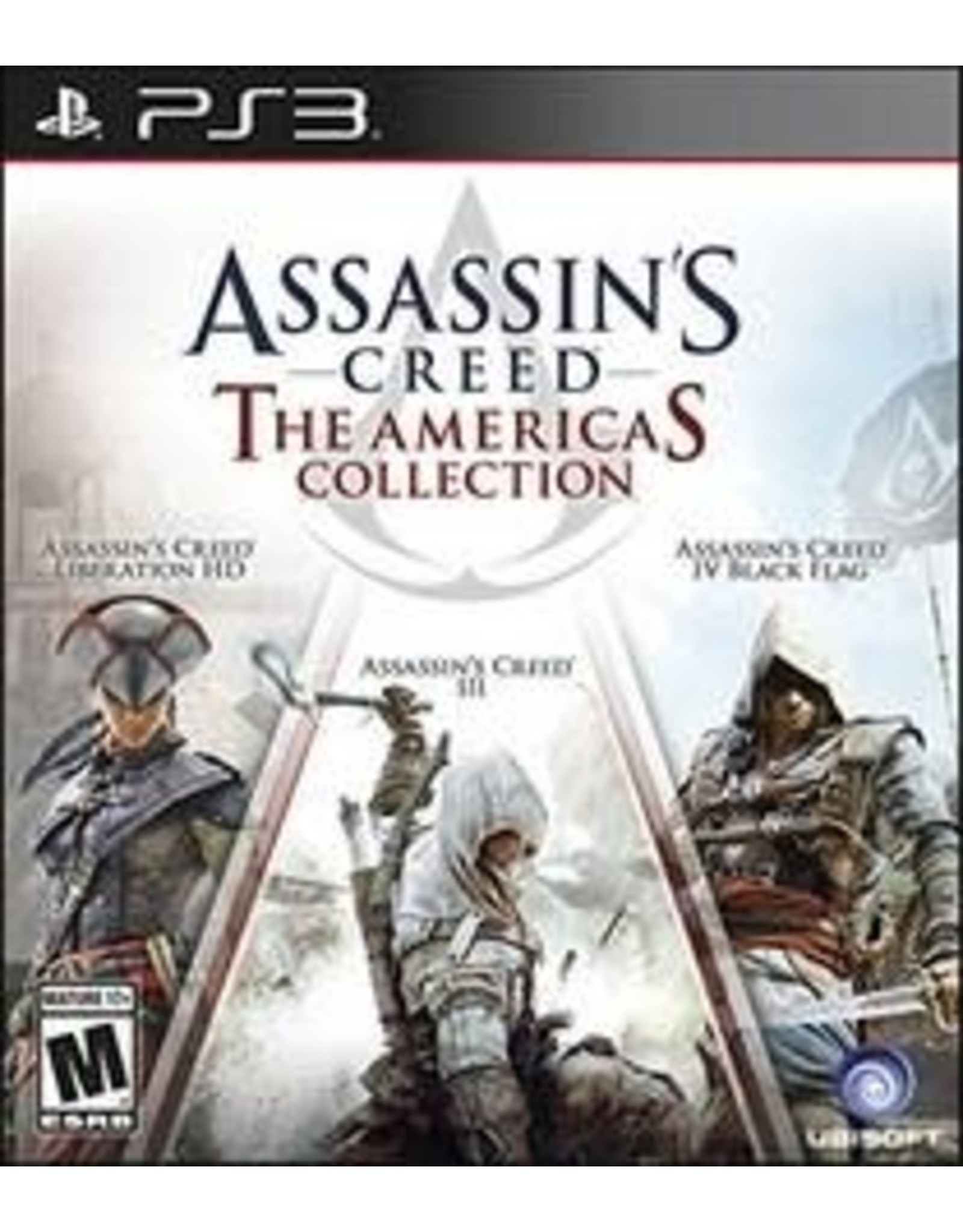Playstation 3 Assassin's Creed: The Americas Collection (CIB)