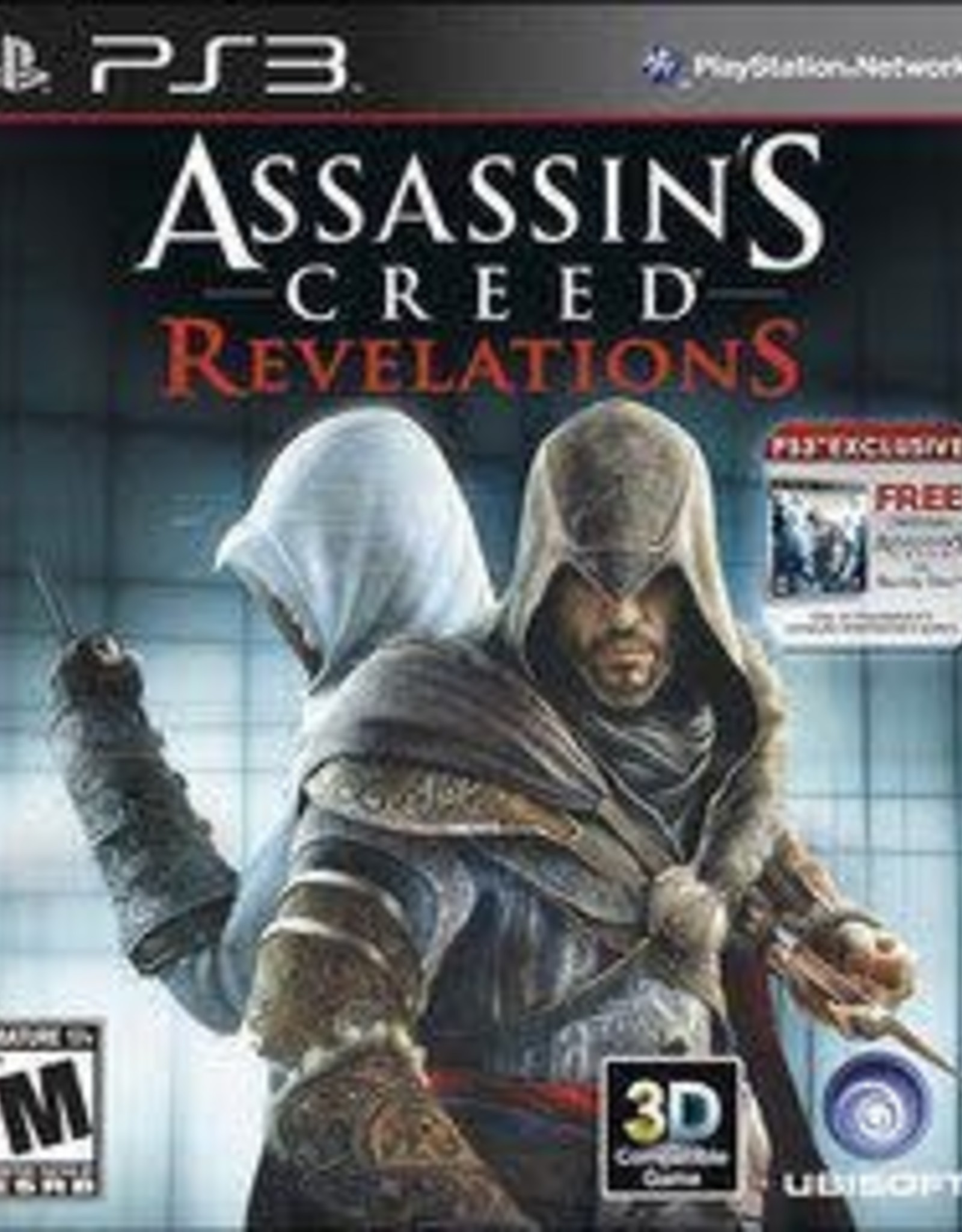 Playstation 3 Assassin's Creed Revelations