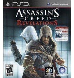 Playstation 3 Assassin's Creed Revelations (CiB)
