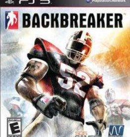 Playstation 3 Backbreaker