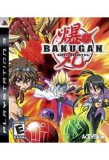 Playstation 3 Bakugan Battle Brawlers (CiB)