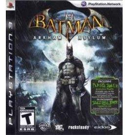 Playstation 3 Batman: Arkham Asylum (CIB)