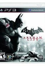 Playstation 3 Batman: Arkham City