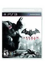 Playstation 3 Batman: Arkham City (CiB)
