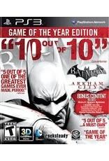 Playstation 3 Batman: Arkham City Game Of The Year (CiB)