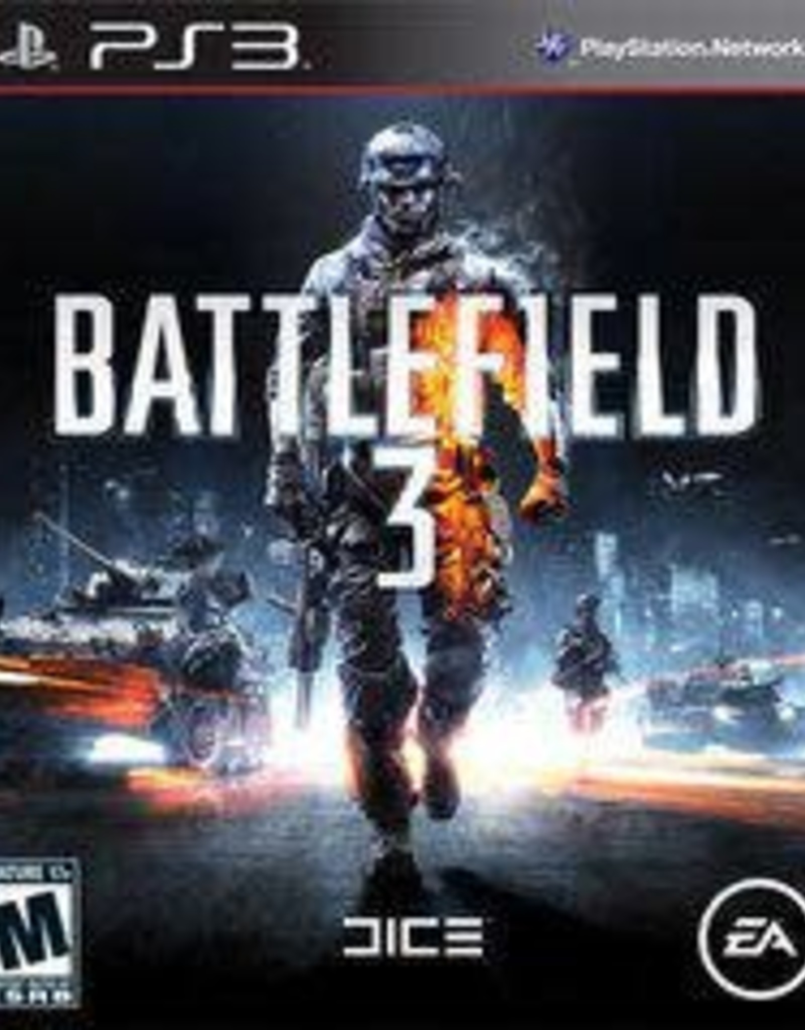 Playstation 3 Battlefield 3