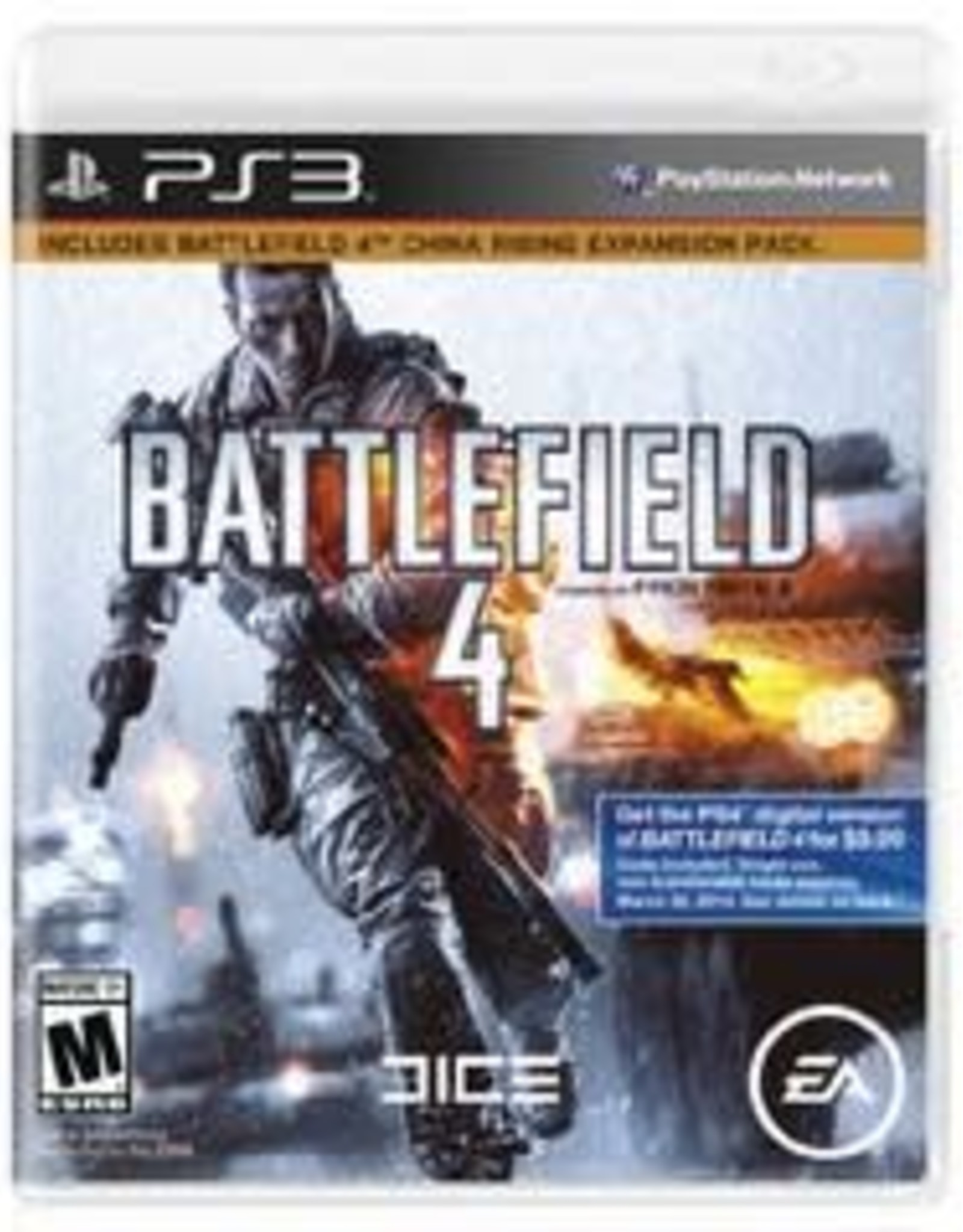 Playstation 3 Battlefield 4
