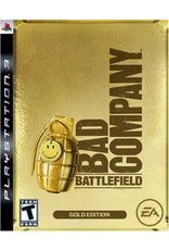 Playstation 3 Battlefield Bad Company Gold Edition