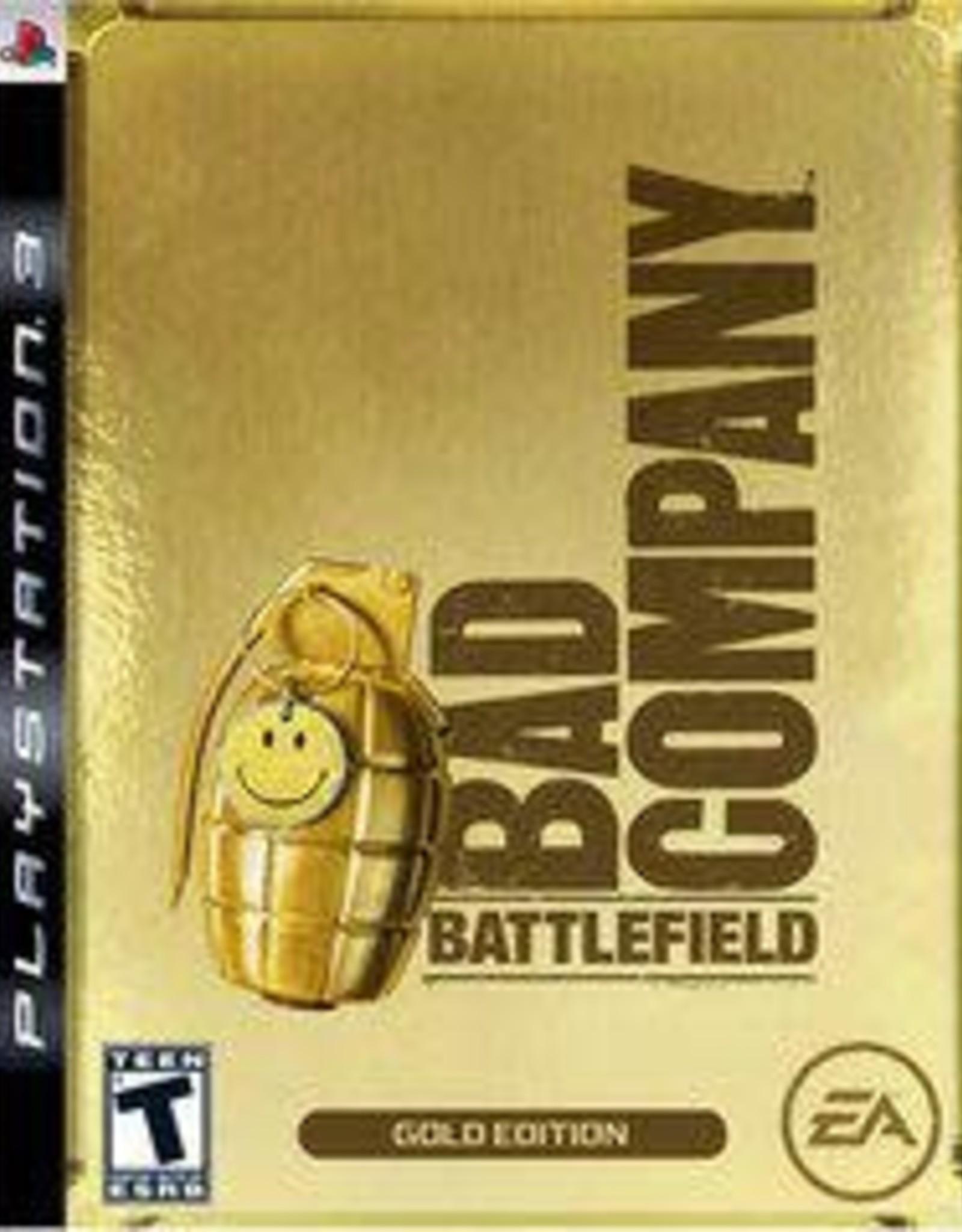 Playstation 3 Battlefield Bad Company Gold Edition
