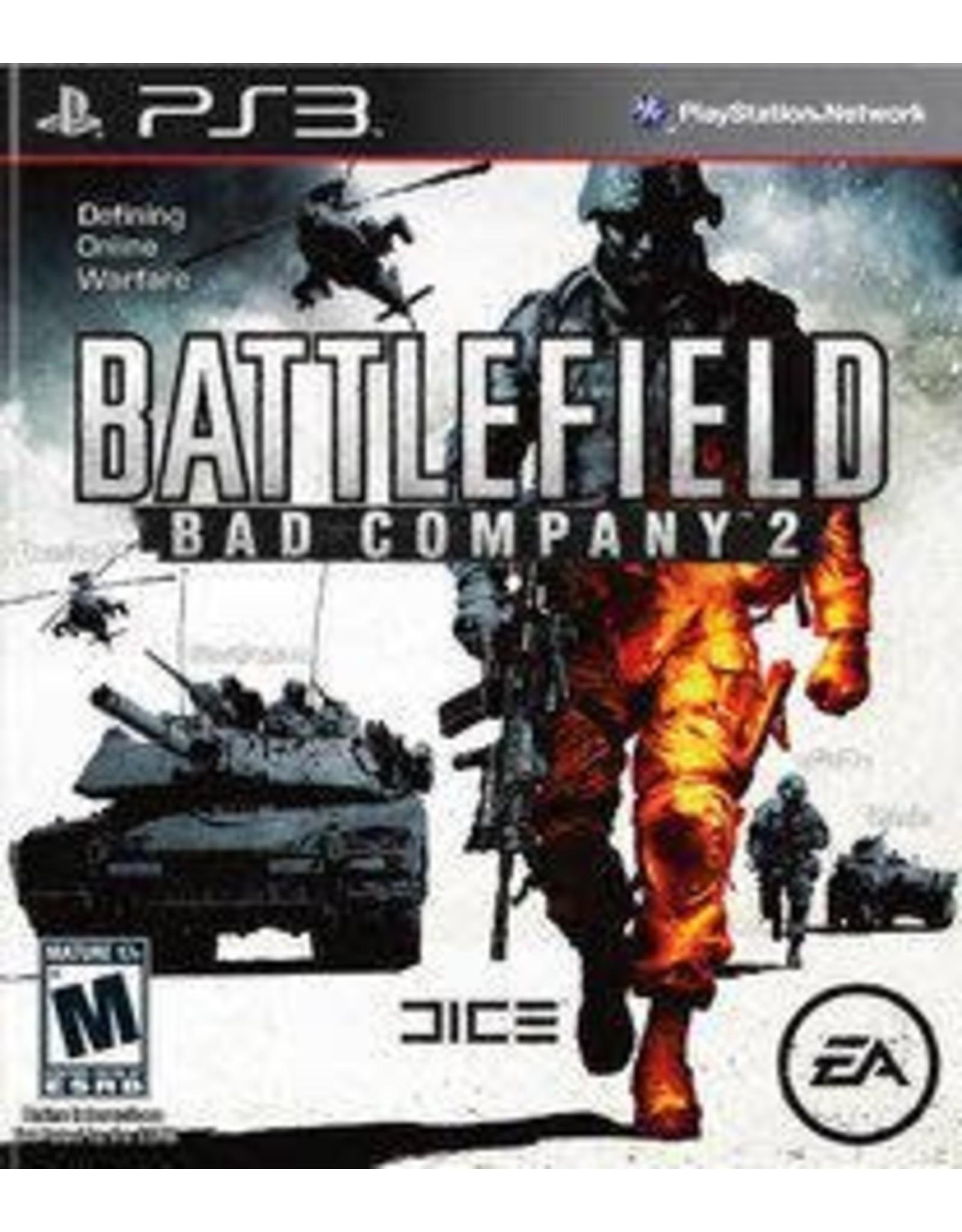 Playstation 3 Battlefield: Bad Company 2 (CiB)