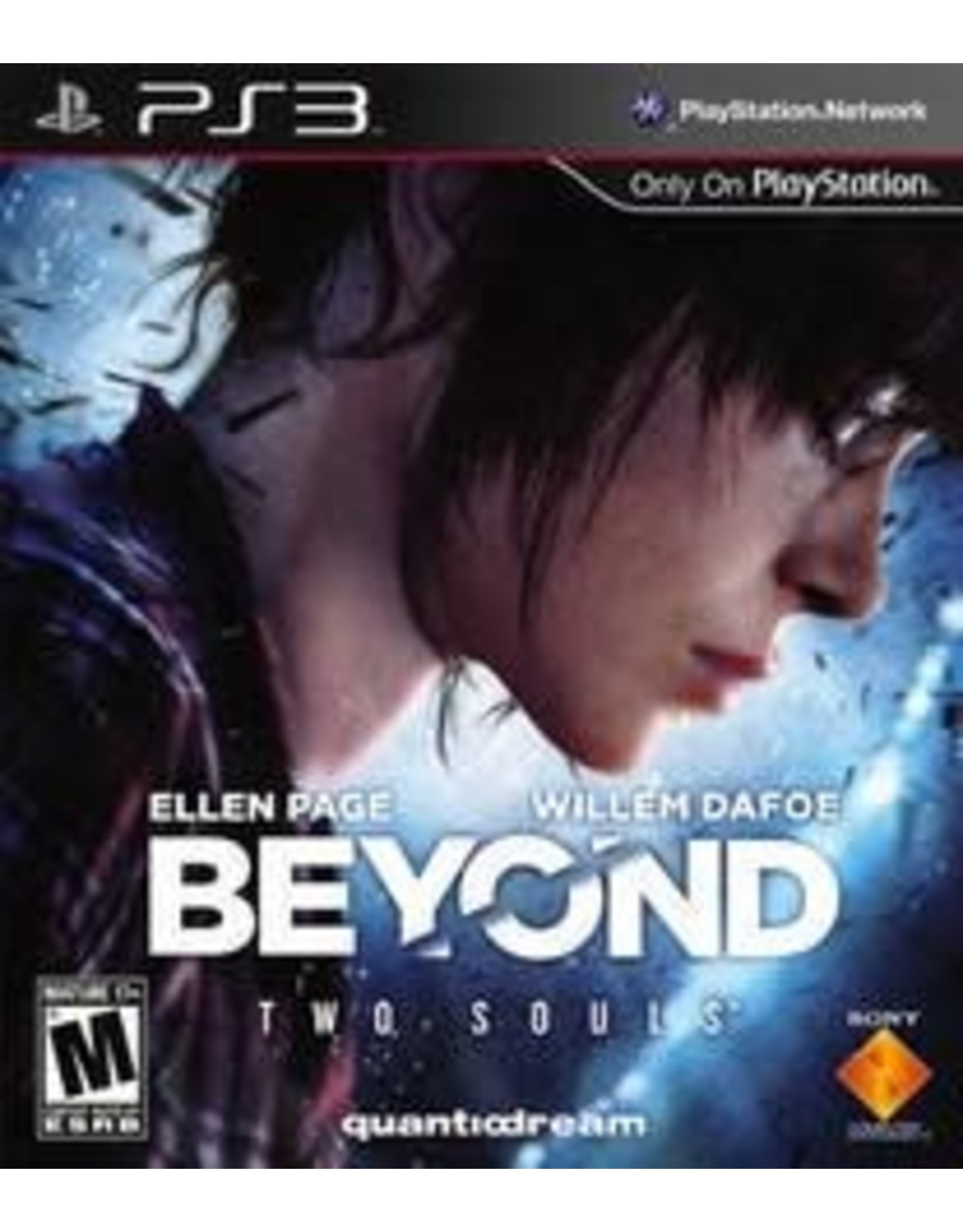 Playstation 3 Beyond: Two Souls (No Manual)