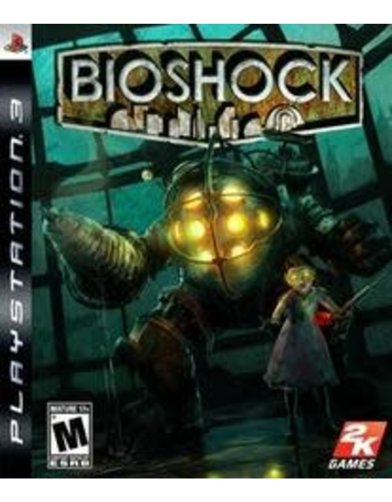 Playstation 3 BioShock (CiB)